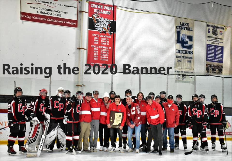 Raising the 2020 banner